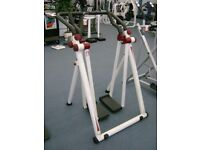 Health walker exercise machine