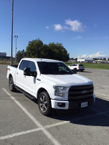 2015 Ford F-150 Lariat 5.0 V8 SuperCrew