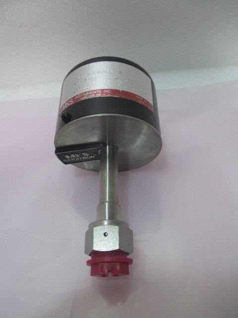 MKS 122AA-00100EB Baratron Pressure Transducer 100 Torr, 422914