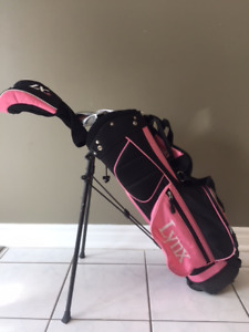 Lynx Jr. Girls Golf Set (Right Handed)