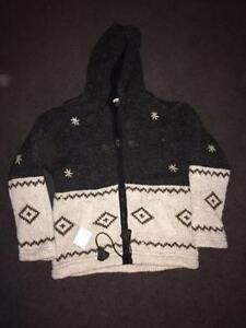GORGEOUS Balta Wool Hooded Jacket - Perfect for cool camping nig