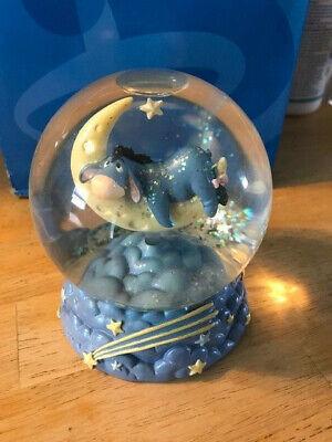 Eeyore Moon & Stars Snow Globe Disney Character Disney NEW IN BOX