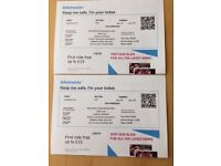 2 Carl Cox Tickets for Belsonic