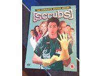SCRUBS (Season 2 & 3) DVD Brand New