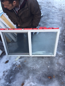 WINTER SALE ON NOW!! USED WINDOWS AND DOORS:ODDS AND SODS