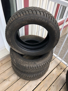 Dodge, Chrysler van Snow Tires  (only 3)