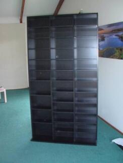 DVD/CD Storage Unit
