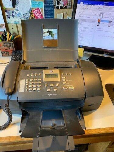 HP 1240 Fax Machine/Color Printer
