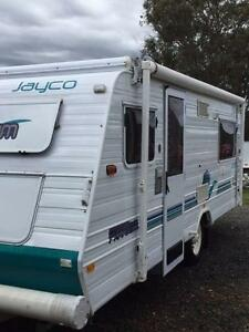 2004 Jayco Hillville Greater Taree Area Preview
