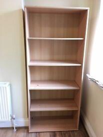 3 sturdy office bookshelves