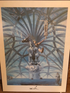Artwork - Santiago El Grande by Salvador Dali
