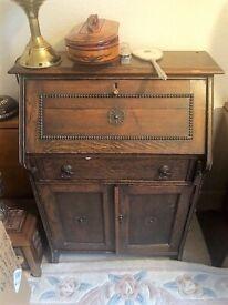 Vintage secretary bureau