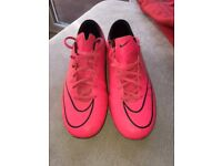 Nike Magista Trainers & Nike Mecurial Boots - Both Size 7 : £17 for two pairs