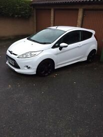 Ford Fiesta Zetec S Metal Edition 2012 - Low Mileage