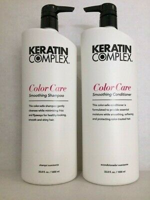 Keratin Complex Keratin Care ( Keratin Complex Keratin Color Care Duo - Shampoo and Conditioner 33 ounces/ea)