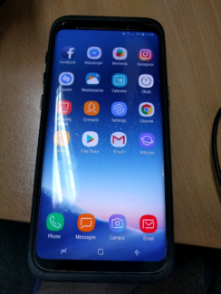 Samsung galaxy S8+ $750 FIXED PRICE