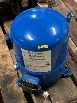 Maneurop Mtz22jc4a Reciprocating Compressor 460v Used Warranty