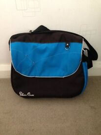 Silver Cross Sky Blue Changing Bag