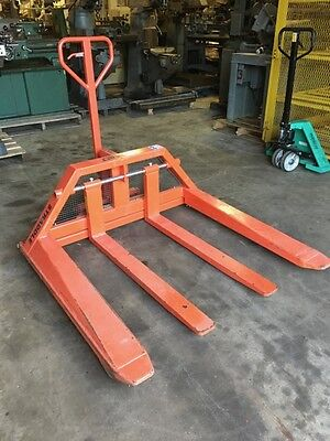 Thork Lift Interthor Straddle Hsl 10003 Pallet Lift Pallet Jack