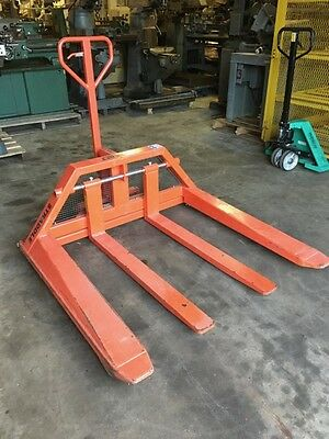Thork Lift Interthor Straddle Hsl 10003 Pallet Lift Pallet Jack