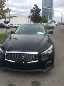 2014 Q50S Hybrid For Sale - Toronto - as is $5000