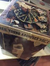 Neil Young Archives Vol. 1 (*****1972) DVD 10-Disc Set (rrp $200) Dulwich Hill Marrickville Area Preview