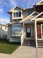 Airdrie Townhouse (3bedroom) available immediately - no lease