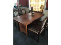 Dining table for sale, pick up please