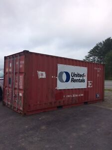 2016 20' Container