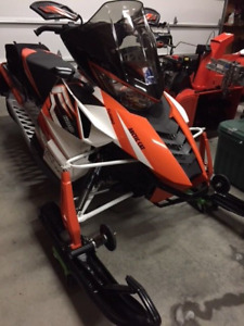 Excellent Arctic Cat F-1100 Turbo Sno Pro