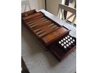 Backgammon Set Collector Edition