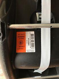 Maxi Cosi Cabrio-fix Denim Car Seat