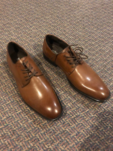 Brand New Kenneth Cole Authentic Leather Dress Shoes, Never Worn