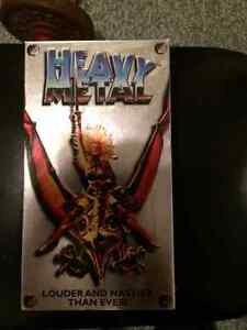 Heavy Metal VHS