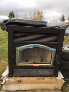 BIS ULTIMA Fireplace, Top Quality - AS NEW - UNUSED !