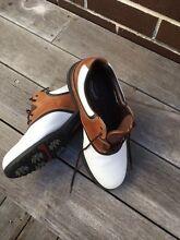 Footjoy Golf Shoes 9 ½ W North Turramurra Ku-ring-gai Area Preview