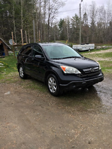 2008 Honda CR-V EXL EDITION FOR $8000.00
