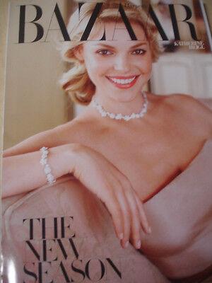 june july 2010 Bazaar Katherine Heigl subscribers cover Jacquelyn Jablonski