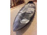 Fourth Toy Factory Lewis Clinton Surfboard 5'8