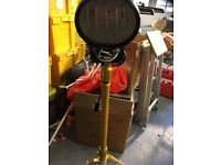 Floodlights- Gold coloured -£25 per light (offers invited)