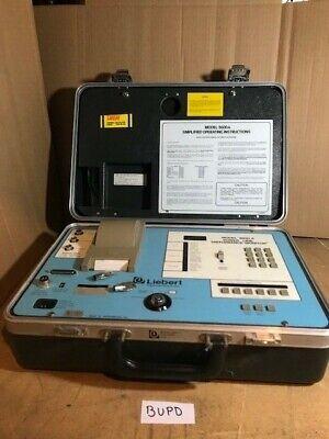 Liebert Model 3600a 3-phase Power Line Disturbance Monitor