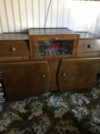 1960's retro style Cocktail Cabinet