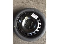 Spare wheel - brand new - 16 inch - space saver