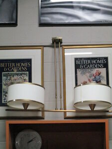 2 pairs of Dining Room/Ceiling Lights Chandeliers Peterborough Peterborough Area image 1