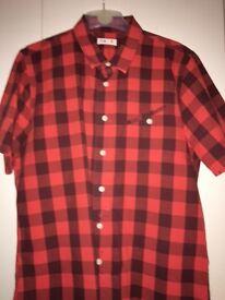 Folk Short Sleeved Shirt