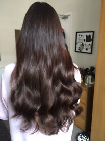 Hair Extensions Mobile Prebonds/Micro-bead/Microloops Fully Insured! 100% Luxury Human Hair Only!