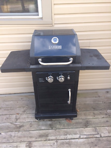 Master forge two burner BBQ