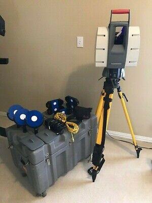 Laser Scanner - Leica Hds Scan Station 3600 Full Package