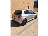 2006 Renault Clio Sport 197 HP Metallic Silver VERY Low Miles