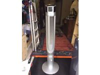 Air Force Rotary Fan, remote control
